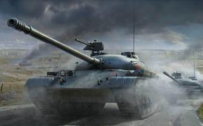 Picture World of Tanks, World Of Tanks, Wargaming Net, Object 140, WoTB, Flash, WoT: Blitz, World …