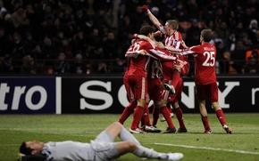 Picture Ribery, germany, soccer, bundesliga, bayern, Mueller