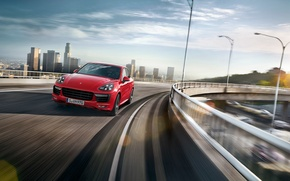 Picture bridge, Porsche, Porsche, Cayenne, Cayenne, GTC, 2015