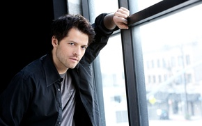 Wallpaper supernatural, actor, Misha Collins, supernatural, Castiel, Misha Collins, brunette, Cass