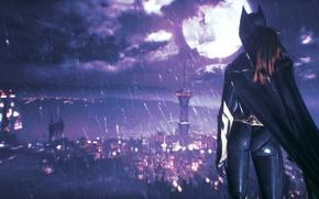 Picture Batman, Batgirl