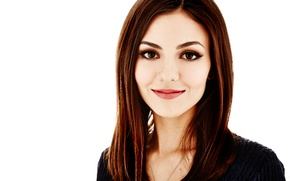 Picture girl, face, model, actress, beauty, singer, Victoria Justice, Victoria Justice