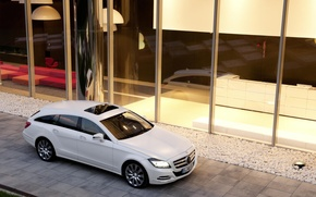 Picture Mercedes, 2013, Benz-CLS