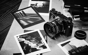 Wallpaper photo, Olympus, time, camera photo, photography, art, photographer, wood, technology, style, man, black and white, ...