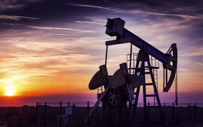 Picture oil, gas, engineering, oil extractor