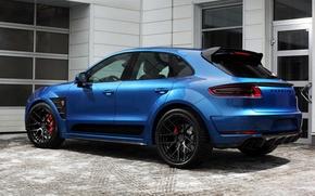 Picture Porsche, Porsche, Ball Wed, 2014, Ursa, Macan, makan, 95B