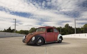 Picture volkswagen, beetle, Jakes
