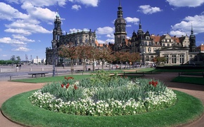 Picture Germany, Area, Dresden