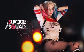 Picture movies, harley quinn, Margot Robbie, suicide squad