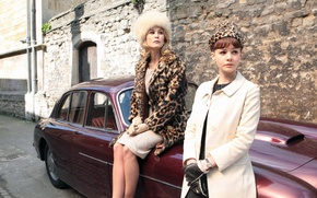 Picture 2008, drama, Carey Mulligan, Carey Mulligan, Rosamund Pike, Rosamund Pike, Helen, Jenny Mellor, An Education, …