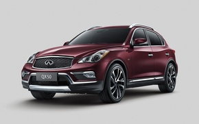 Picture Infiniti, Crossover, QX50, Renovated