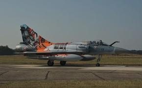 Picture fighter, multipurpose, Dassault, Mirage 2000, Mirage 2000C