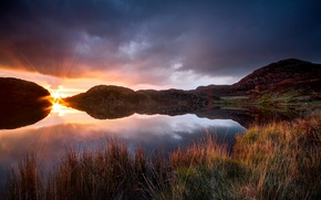 Picture England, national Park, Snowdonia, North Wales