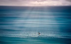 Wallpaper sea, nature, people