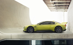 Picture car, BMW, Hommage, 3.0 CSL