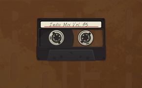 Picture style, retro, creative, cassette, minimalism, film, cassettes