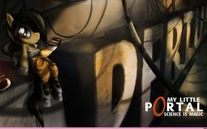 Picture Art, The portal, MLP