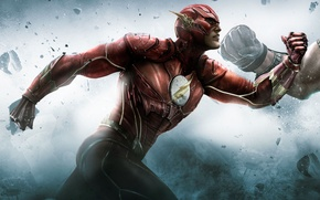 Picture flash, injustice