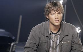Picture Winchester, Supernatural, Supernatural, Sam, Sam, Jared Padalecki, Over The Padalecki Jared, Winchester