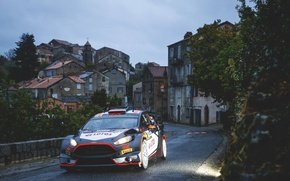 Picture Ford, Home, WRC, France, Rally, Rally, Fiesta, Robert Kubica, Tour de Corse