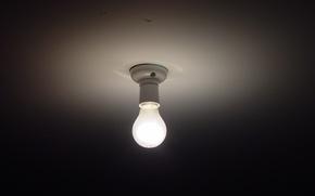 Picture light bulb, light, Light