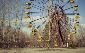Wallpaper Pripyat, lost places, Chernobyl