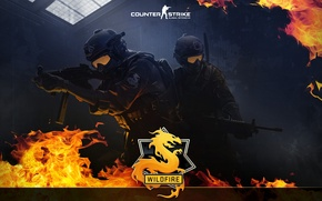Picture fire, flame, icon, logo, window, special forces, counter-strike, global offensive, CSGO, cs go, wildfire