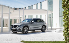 Picture Mercedes-Benz, 4MATIC, GLC, 350 e