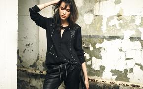 Wallpaper fashion, Charlotte Cardin, Charlotte Cardin
