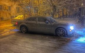 Picture auto, chrysler, c300