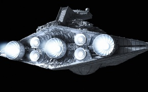 Picture Star Wars, Heavy Star Destroyer, Allegiance-class