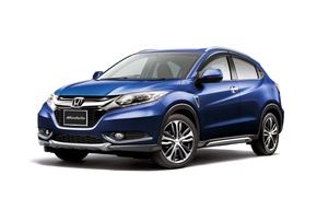 Wallpaper Honda, Honda, hybrid, 2014, Vezel, Wesel, Modulo