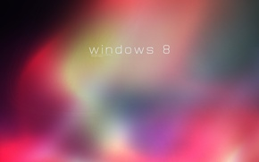 Picture Minimalism, logo, windows, microsoft, Logo, wallpapers, Hi-Tech, windows 8
