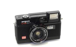 Picture macro, camera, Argus C4M Electro