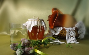 Picture style, still life, composition