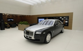 Picture ghost, rolls-royce, luxury