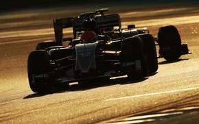 Picture Twilight, Formula 1, Clean, Felipe Nasr, Zauber