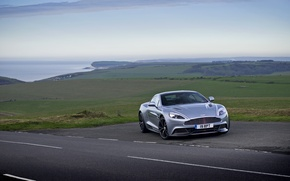 Picture Aston Martin, Vanquish, Beachy