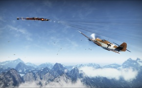 Picture Germany, USSR, Messerschmitt, G-2, War Thunder, 109, EP-2, trop