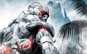 Picture Man, The exoskeleton, Crysis