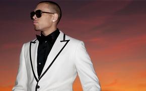 Picture dancer, Singer, Chris Brown, Chris Brown