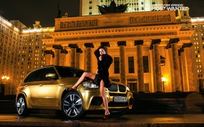 Picture bmw, BMW, legs, nfs, most wanted, gold, smotra