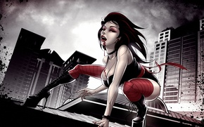 Picture Legs, Sexy, Vampire, Vampire Prostitutes, Hooker