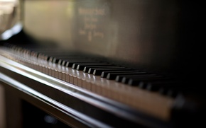 Picture keys, piano, piano keys