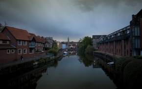 Picture England, River, River Wensum, Norwich, River View
