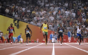 Picture sport, runners, Athletes