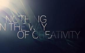 Picture creative, minimalism, creativity