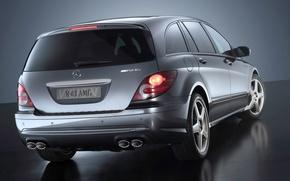 Picture Mercedes-Benz, AMG, Amg, R63, R63, (2007)Mercedes-Benz