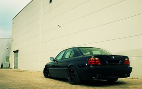 Picture tuning, BMW, drives, classic, Boomer, bmw e38, 750il