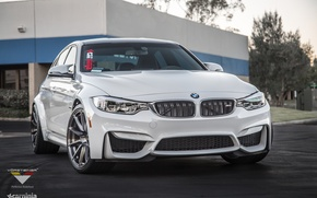 Picture bmw, White, Shadow, Alpine, Gloss, F80, featuring, Brushed, VSR-163